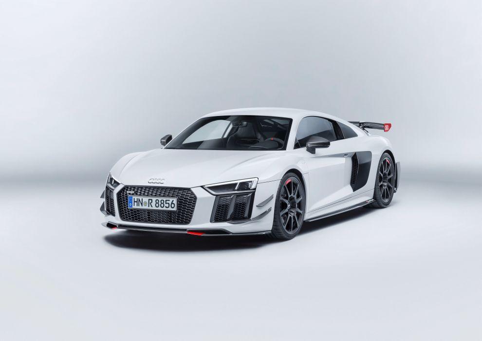 Audi R8 V10 Performance Parts 2017 wallpaper