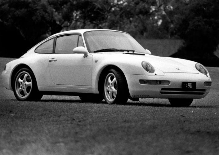 Porsche 911 Carrera 3 6 Coupe 1994 wallpaper
