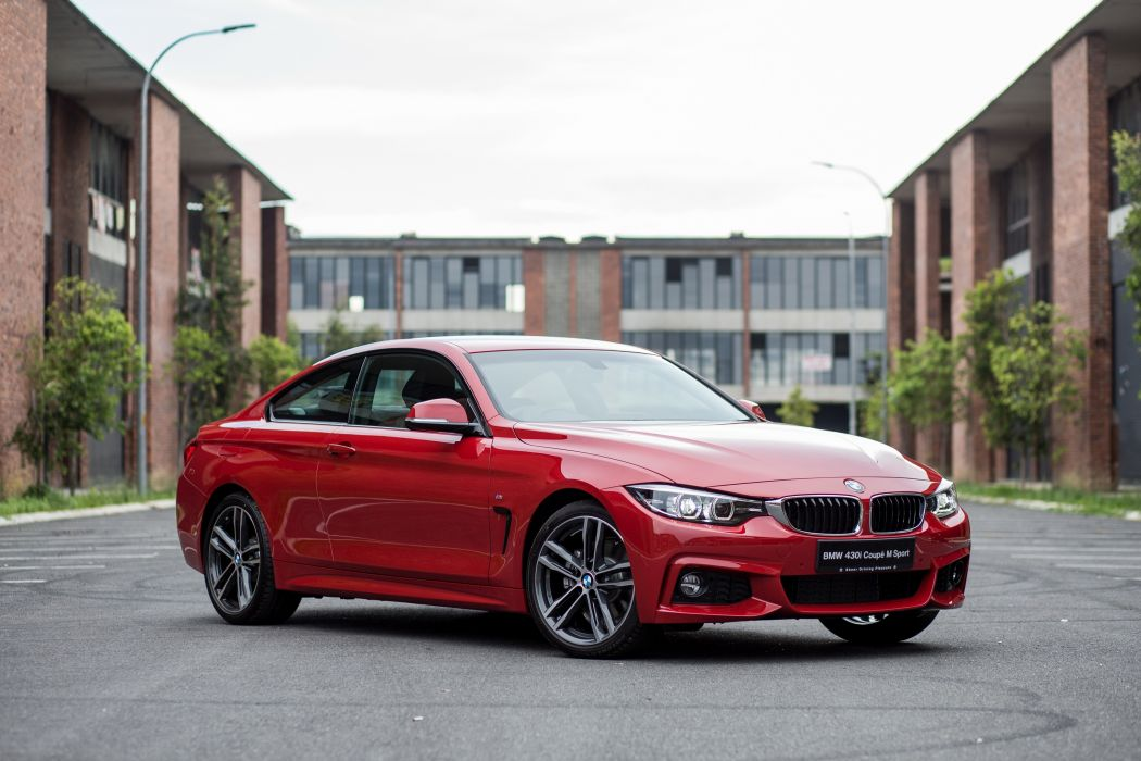 BMW 430i Coupy wallpaper