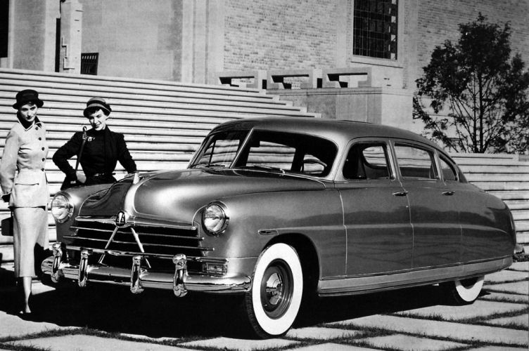 Hudson Pacemaker Sedan 1950 wallpaper
