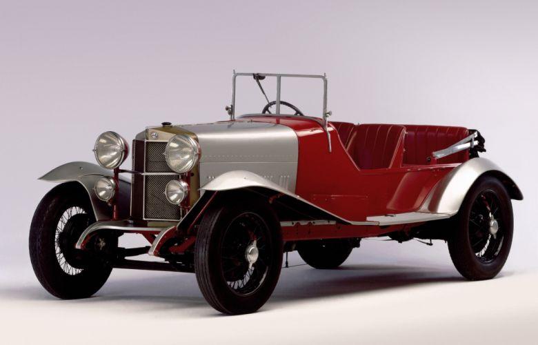 Alfa Romeo RL SS Mille Miglia 1927 wallpaper