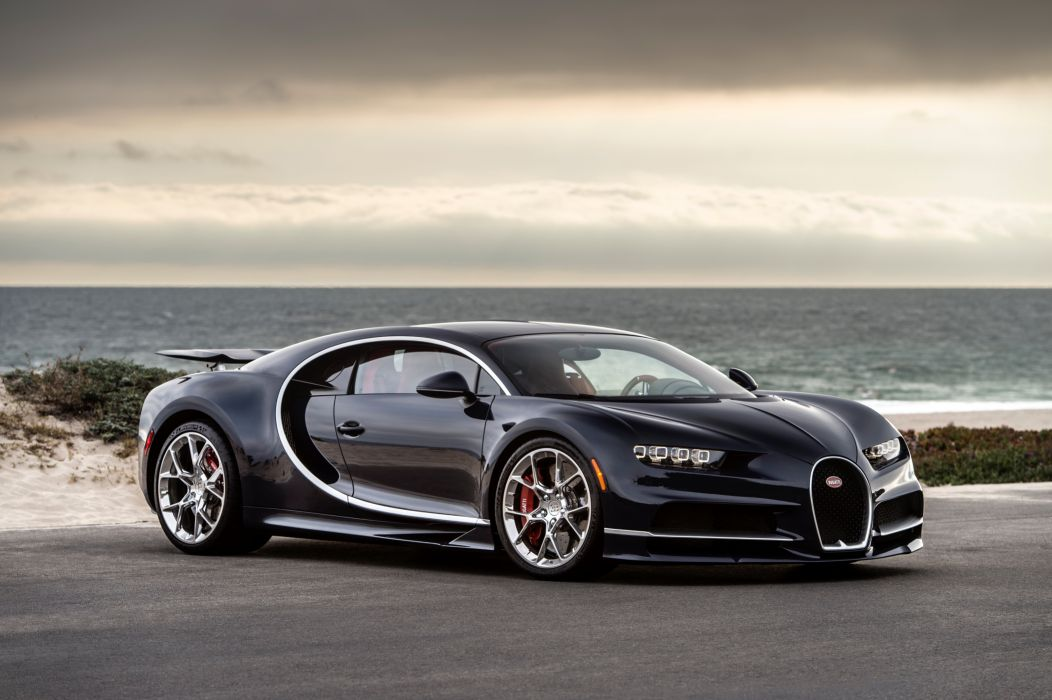 Bugatti Chiron 2016 wallpaper
