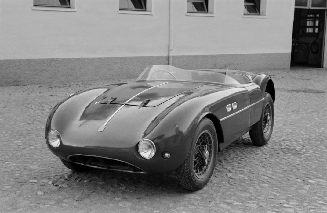 Ferrari 166 MM53 Autodromo Spyder 1953 wallpaper