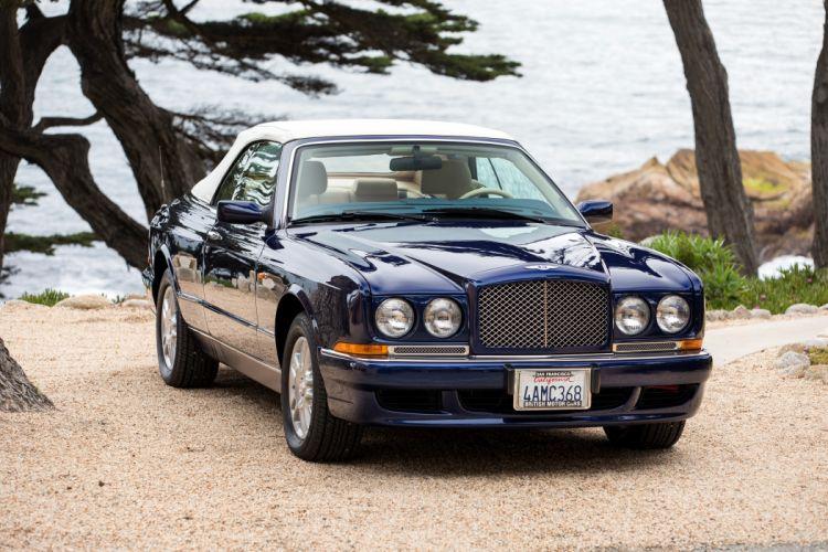 Bentley Azure 1995 wallpaper