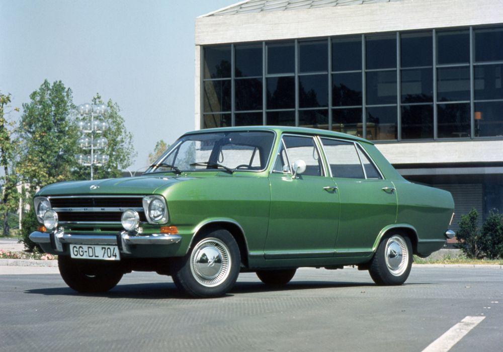 Opel Kadett 4-door Sedan 1965 wallpaper