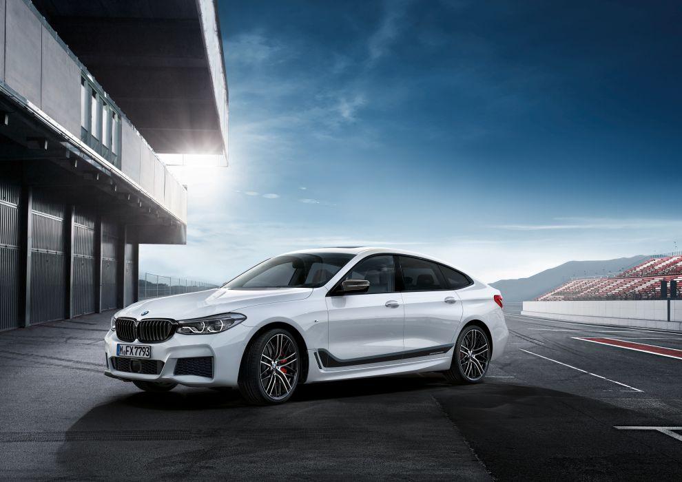 BMW 6 Series Gran Turismo M Performance Accessories 2017 wallpaper