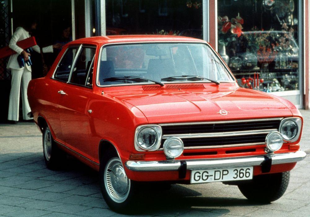 Opel Kadett 2-door Sedan 1965 wallpaper
