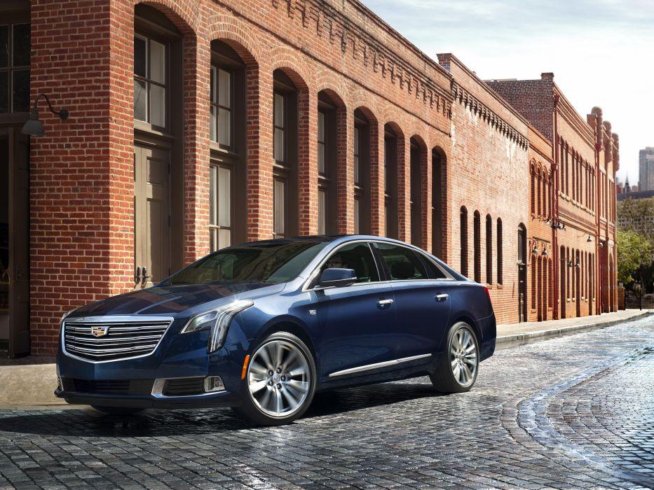 Cadillac XTS 2018 wallpaper