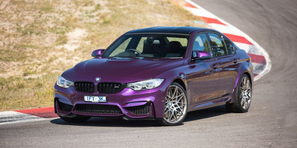BMW M3 Competition Package 2016 wallpaper