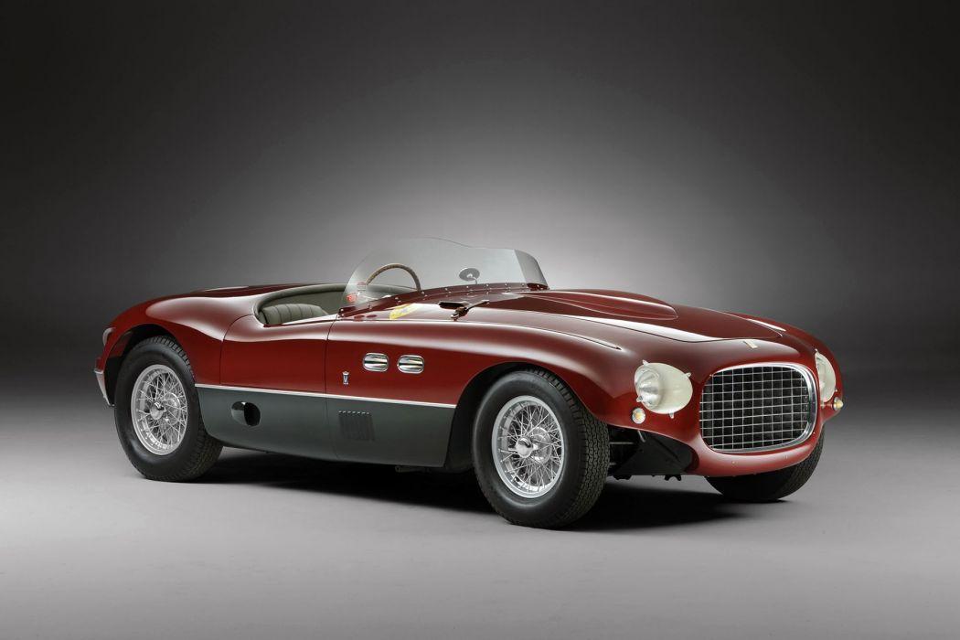 Ferrari 250 MM Spyder 1953 wallpaper