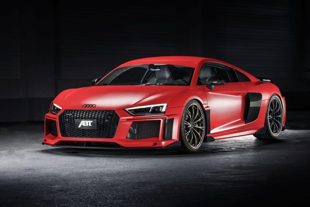ABT Audi R8 2017 wallpaper