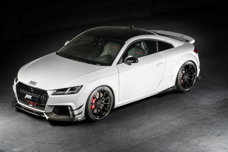 ABT Audi TT RS-R 2017 wallpaper
