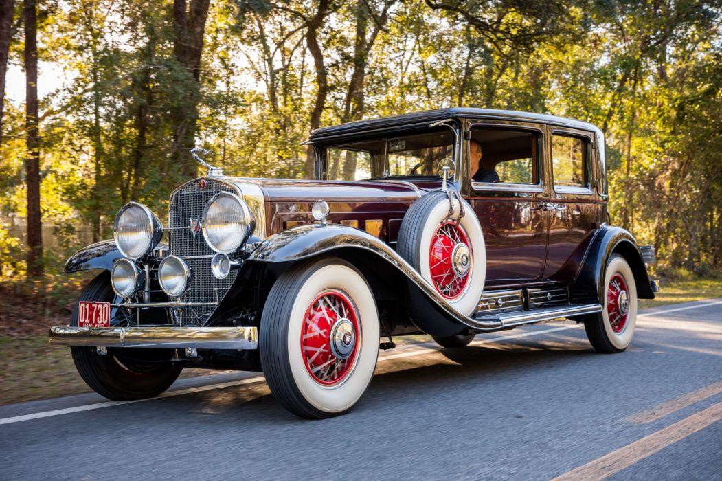 Cadillac V16 452 Club Sedan 1930 wallpaper