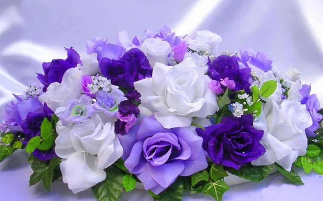 lovely bouquet wallpaper