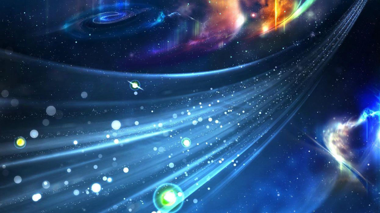 estrellas espacio universo naturaleza wallpaper