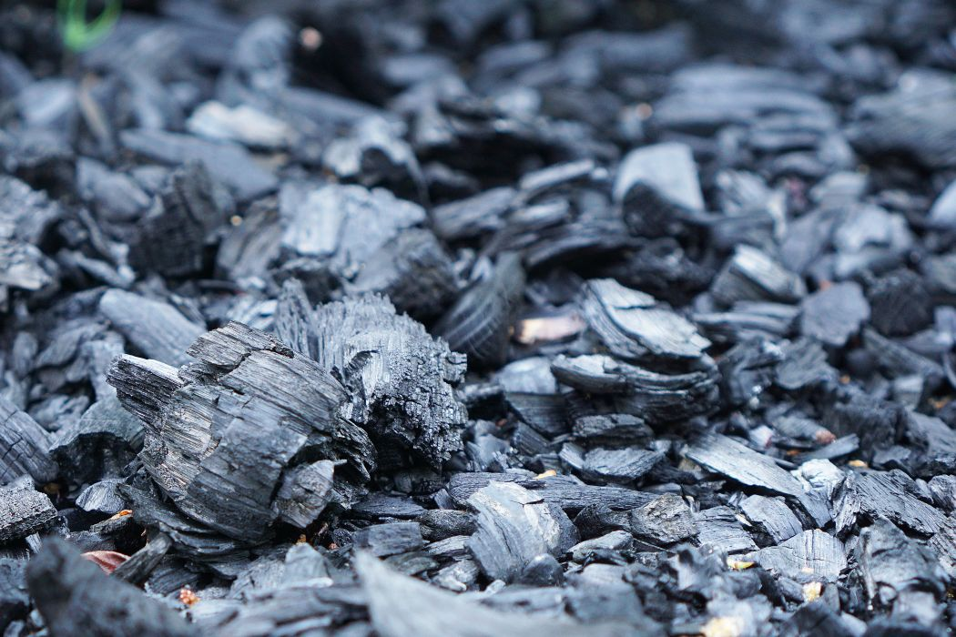 blur charcoal close-up dirty dry focus outdoors pile rock rough texture wallpaper