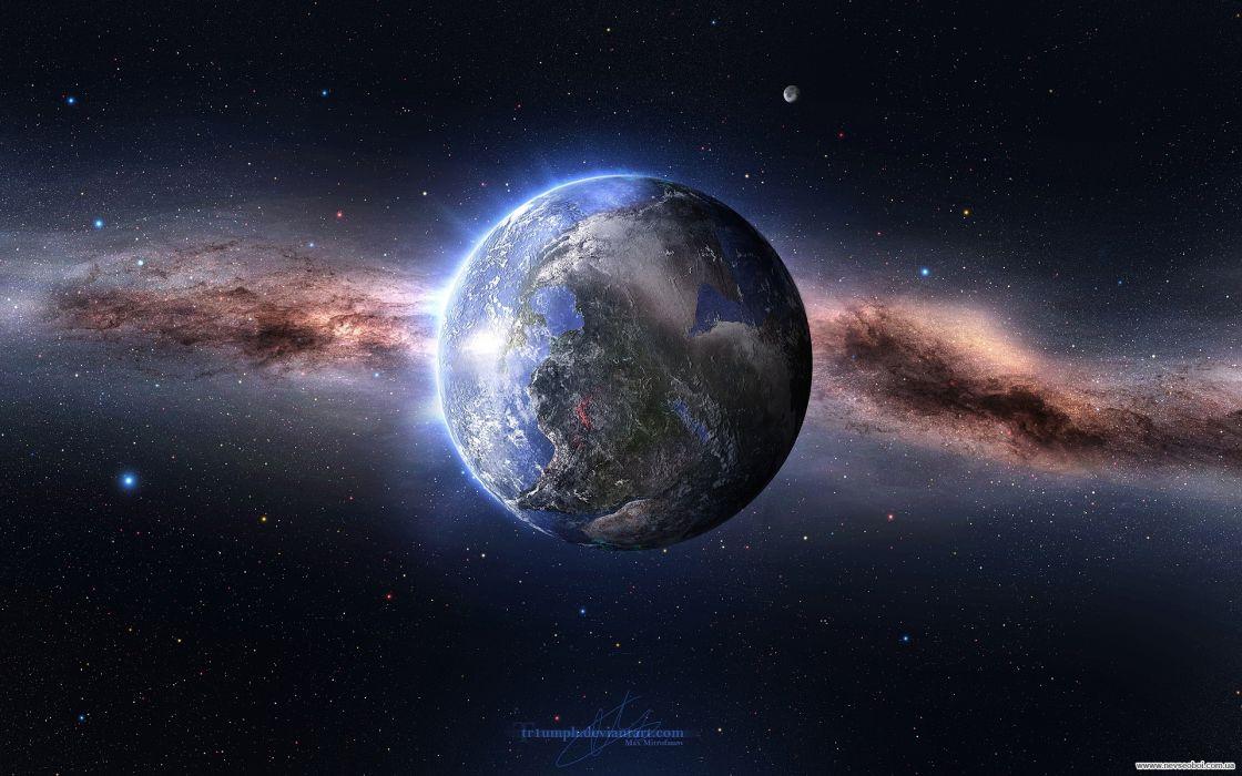 planeta nebulosas espacio naturaleza wallpaper