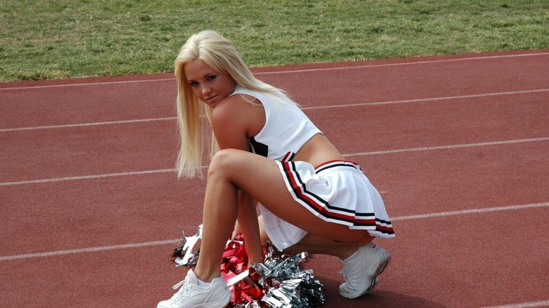 Nba Cheerleaders Present Beauty Of Sports