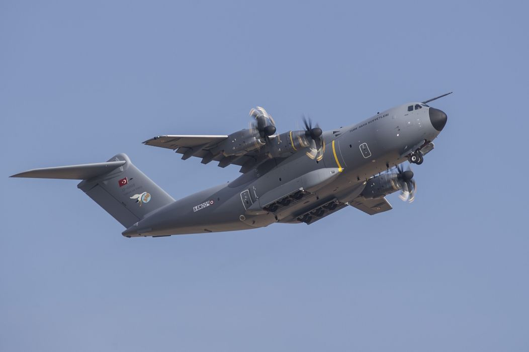 turco avion hercules militar wallpaper