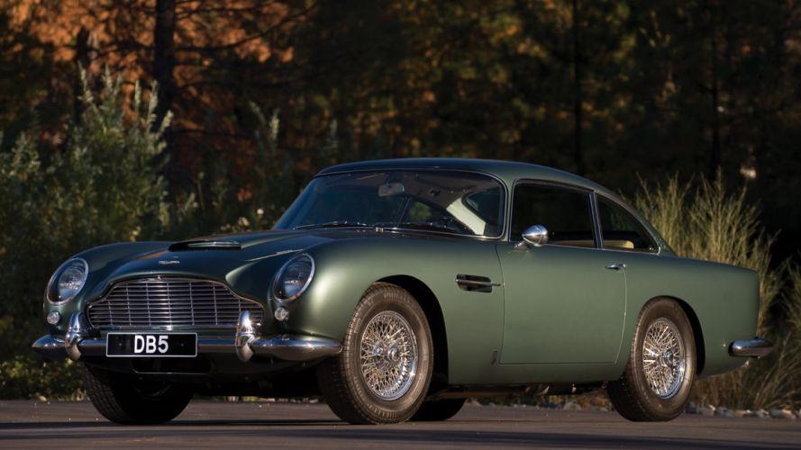 classic cars aston martin wallpaper