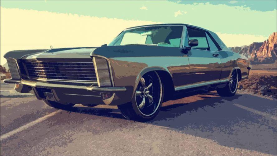 clasico coche americano buik wallpaper