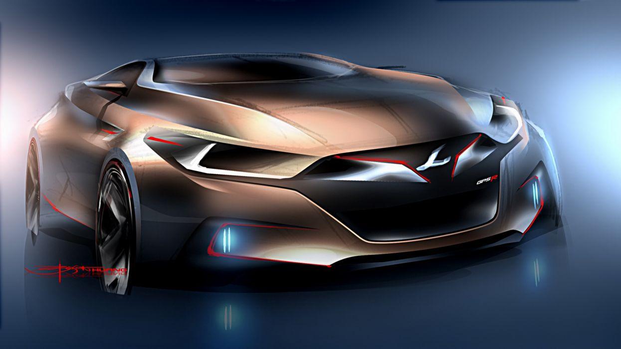 lexus concepto coche disey wallpaper
