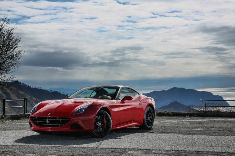 Ferrari California T HS 2016 wallpaper