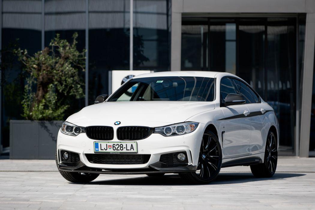 BMW 4 Series Gran Coupy wallpaper