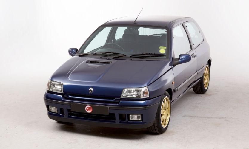 Renault Clio Williams 2 1994 wallpaper
