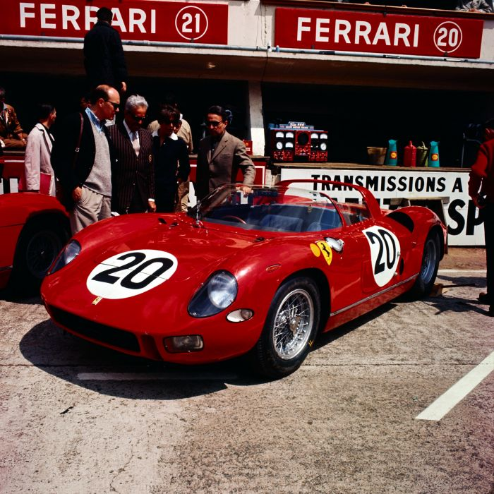 Ferrari 275 P 1964 wallpaper