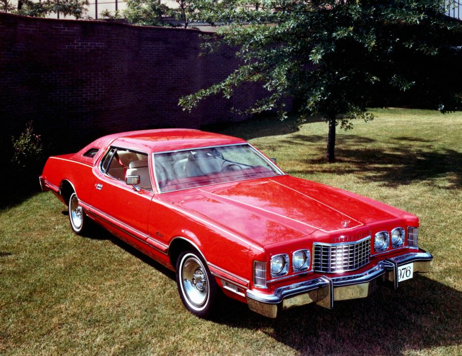 Ford Thunderbird 1976 wallpaper
