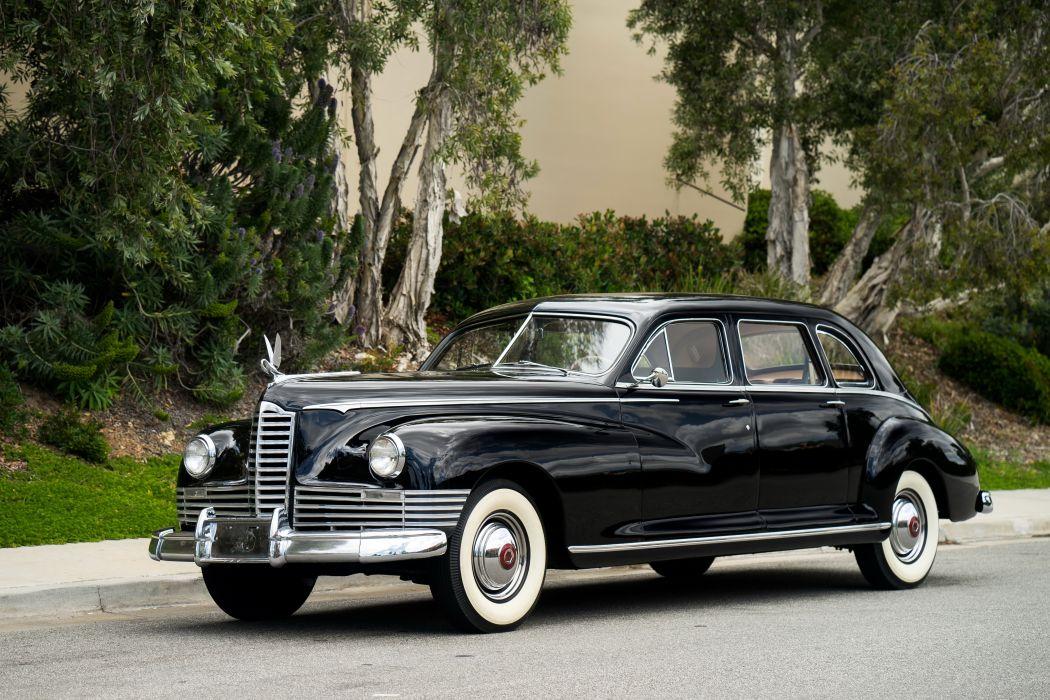 Packard Custom Super Clipper Limousine 1946 wallpaper