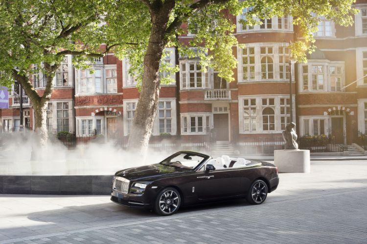 Rolls-Royce Dawn Mayfair 2017 wallpaper