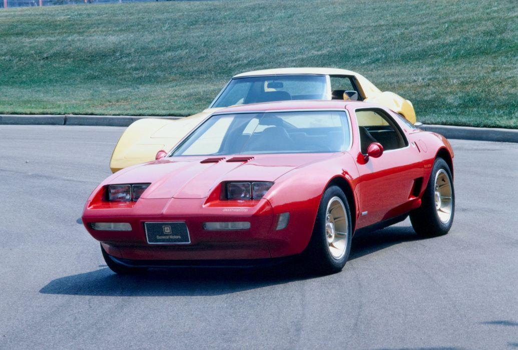 Chevrolet Corvette XP-897 GT Two-Rotor Concept 1973 wallpaper