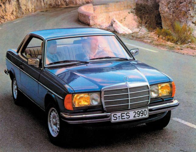Mercedes-Benz E-Klasse Coupe 1977 wallpaper
