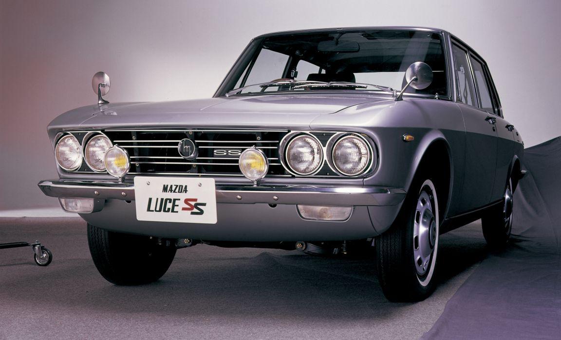 Mazda Luce SS 1968 wallpaper