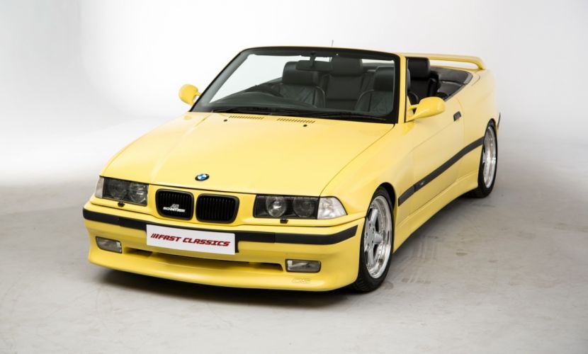 AC Schnitzer ACS3 Coupe Silhouette 1997 wallpaper