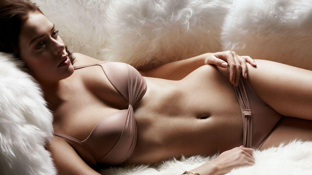 Natalia Belova Bra Panties Girls wallpaper