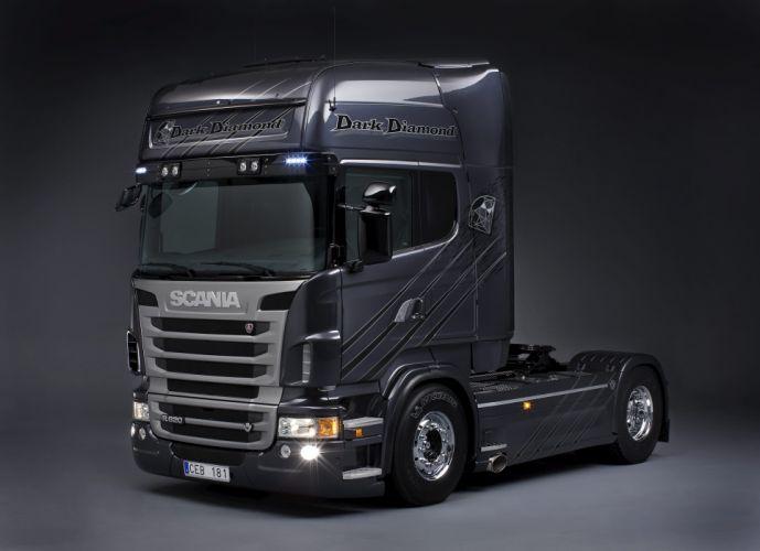 Trucks Scania Cars wallpaper