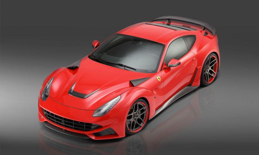 Ferrari Tuning 2013 F12 berlinetta wallpaper
