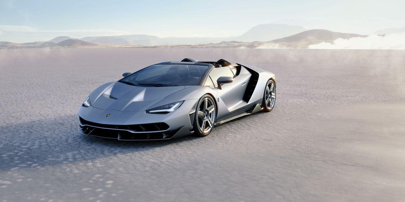 Lamborghini Roadster Centenario Luxury Cars wallpaper