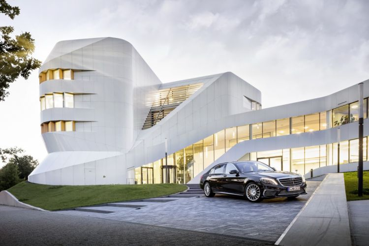 Mercedes-Benz Houses 2013 S65 W222 AMG Cars wallpaper