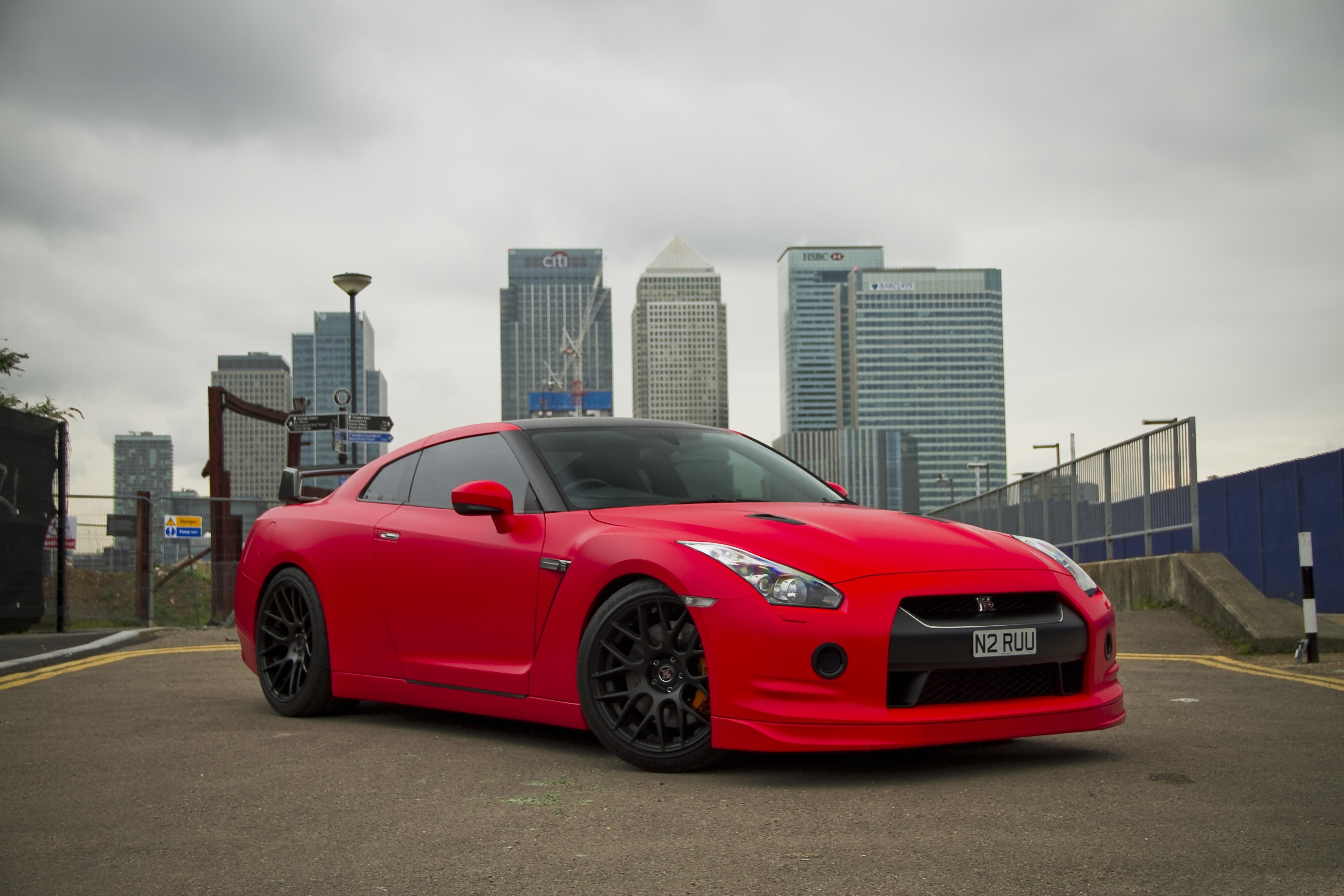 Nissan gtr r35 Red Cars wallpaper | 5184x3456 | 1097002 ...