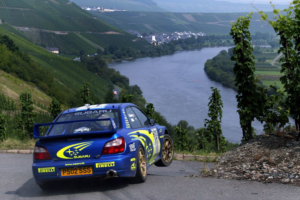 Subaru Car wallpaper