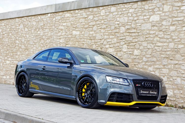 Audi Tuning 2014 RS5 wallpaper