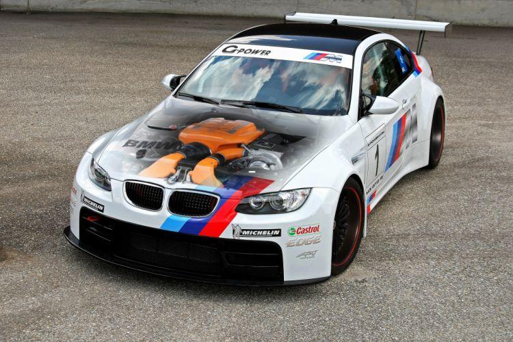 BMW 2013 G-Power M3 GT2 R M3 E92 Cars wallpaper
