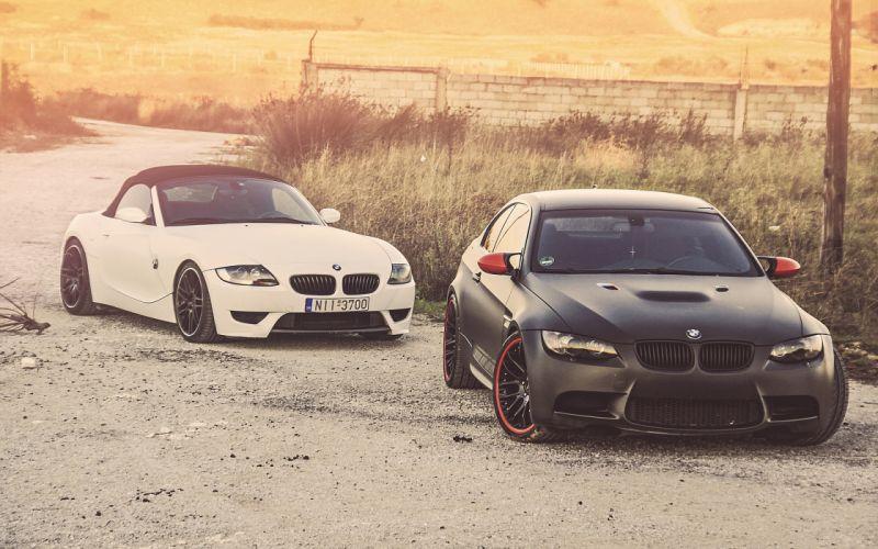 BMW m3 z4 Cars wallpaper