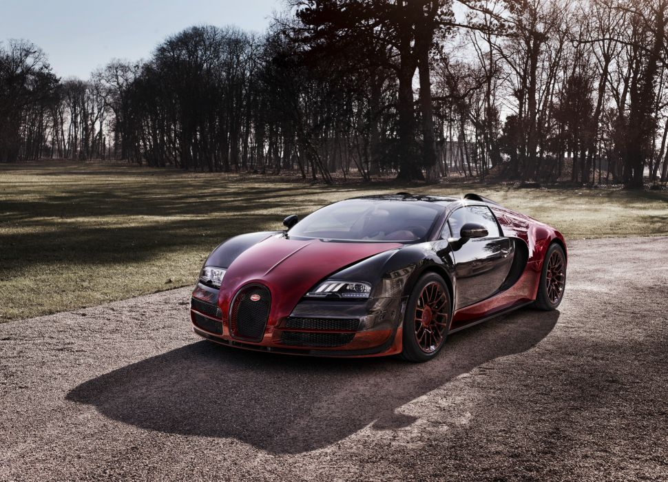 Veyron Grand Sport Vitesse wallpaper