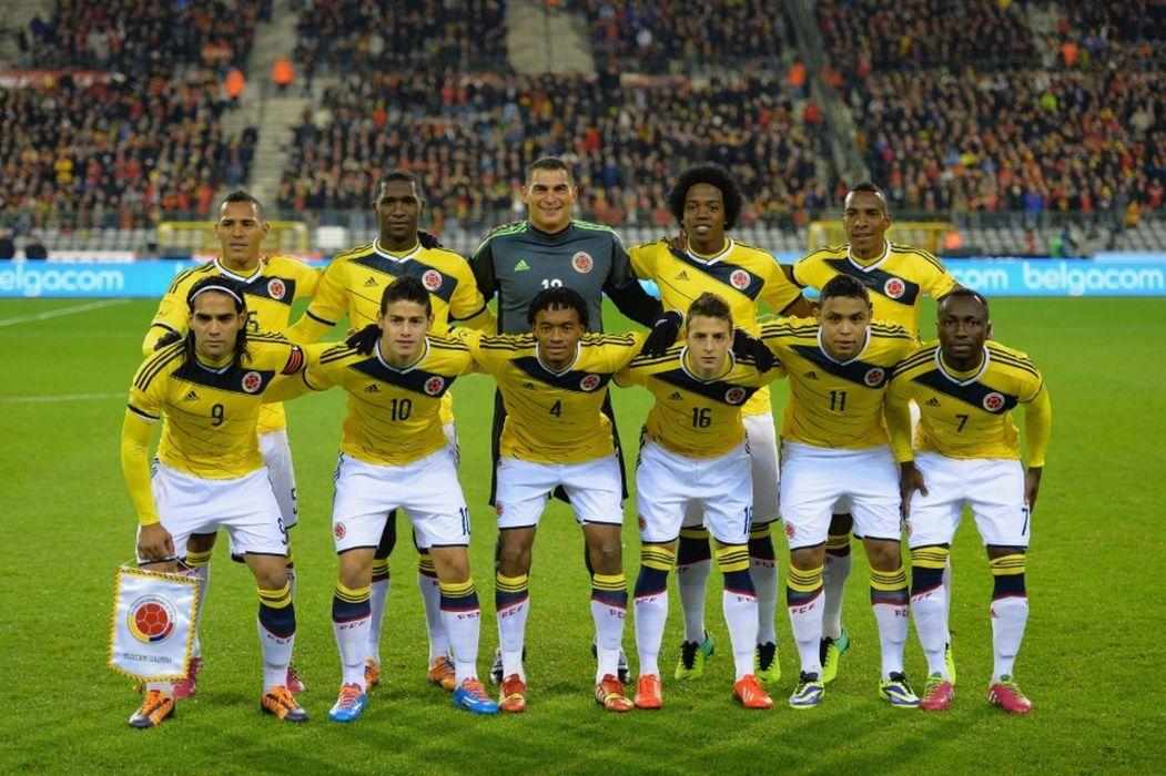 seleccion nacional futbol colombia sud america wallpaper