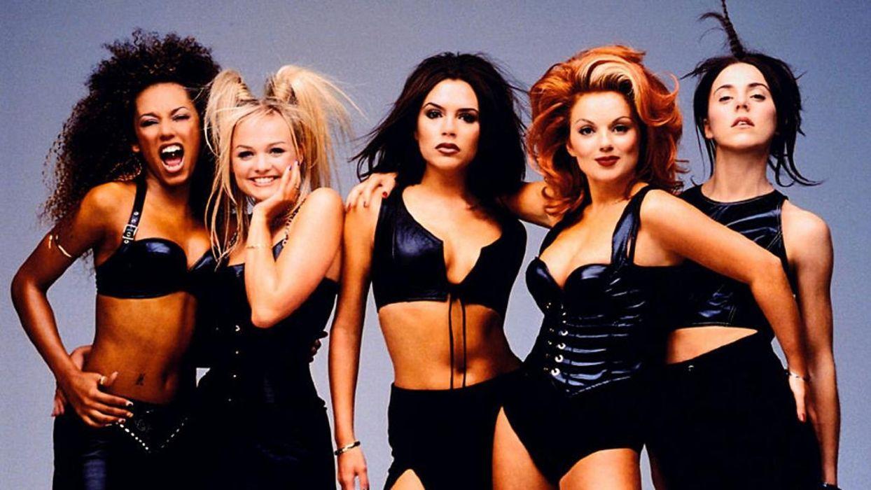 Spice Girls grupo britanico cantantes wallpaper